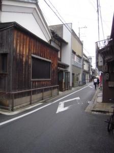 京都路地裏