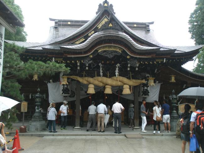 櫛田神社 7/14(火)