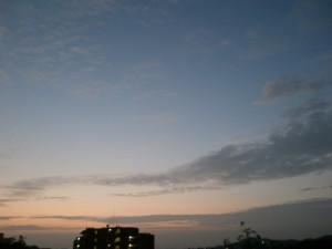 7/15(水)04:57 もうすぐ