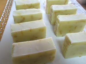 オリーブ石鹸 カレンデュラ